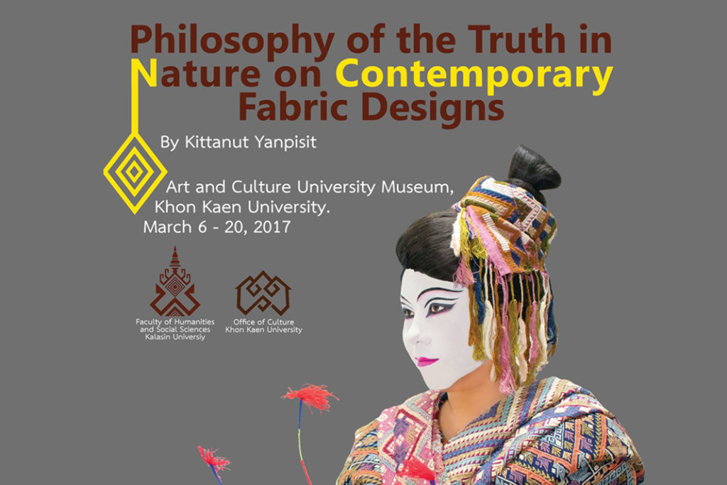 Philosophy of the Thruth in Nature on Contemporary Fabrice Designs